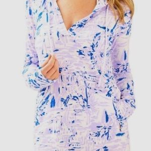 NWT-Lilly Pulitzer UPF 50 Rylie Cover-up Dress